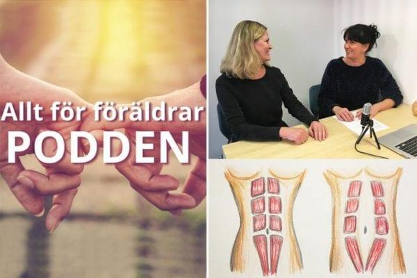 Plastikkirurg Gabriela Sehlman gästar Allt för föräldrar podden