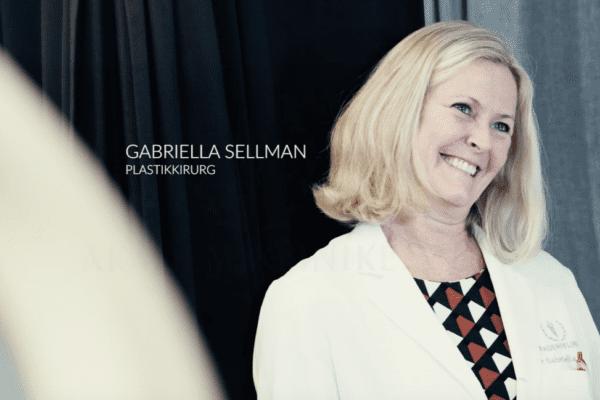 plastikkirurg Gabriella Sahlman