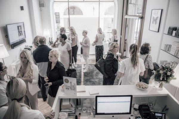 Invigning på kliniken i Helsingborg