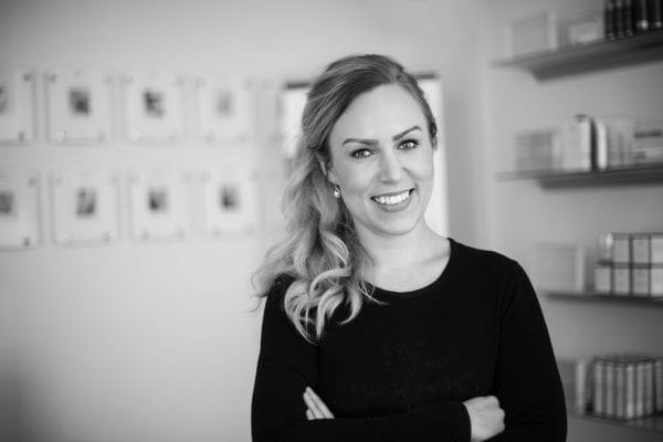Hudterapeut Alexandra Johansson