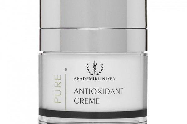 En burk Pure Antidoxant Creme från Akademikliniken Skin Care