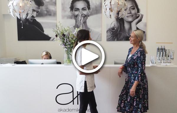 Charlotta Flinkenberg besöker Akademikliniken för CoolSculpting