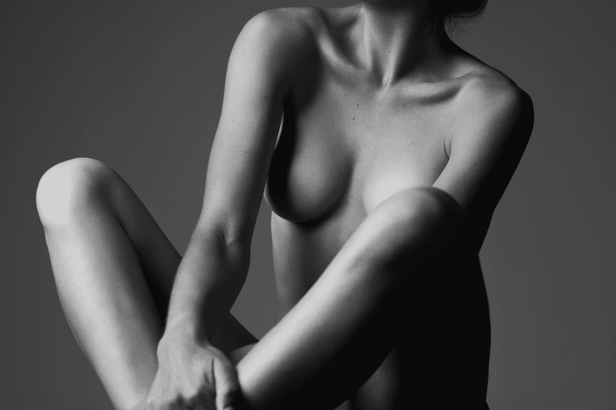 bröstförstoring infektion symptom