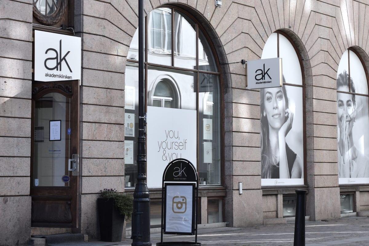 Akademikliniken Skin Center i Helsingborg