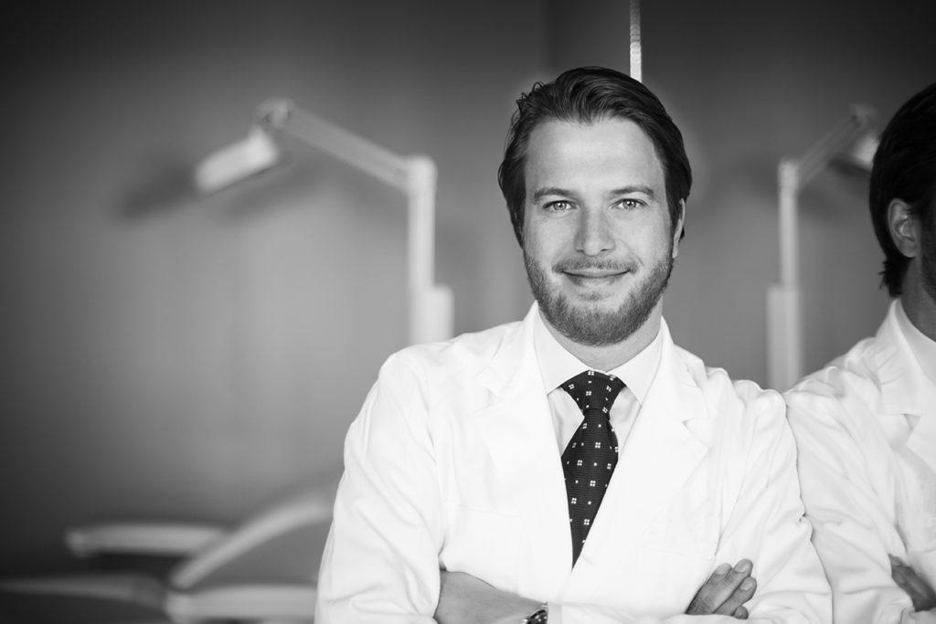 Plastikkirurg Maximilian Otte