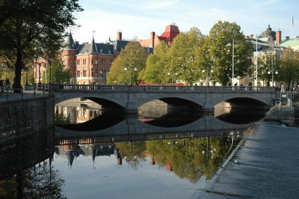 Örebro stadsbild