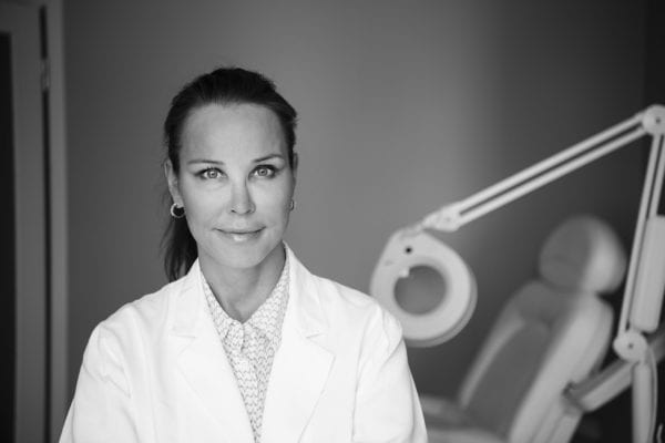 Plastikkkirurg Riikka Veltheim