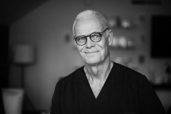 Rolf Boström, Narkosläkare
