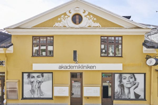 Uppsala Skin Center Exteriör