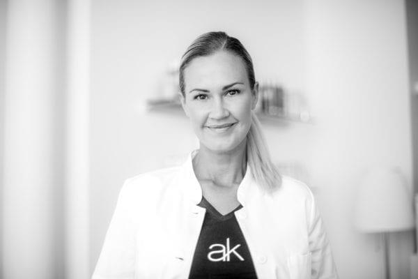 Amelie Nillson hudterapeut Helsingborg