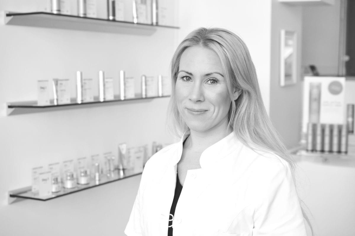 Emma Palmkvist hudterapeut Helsingborg