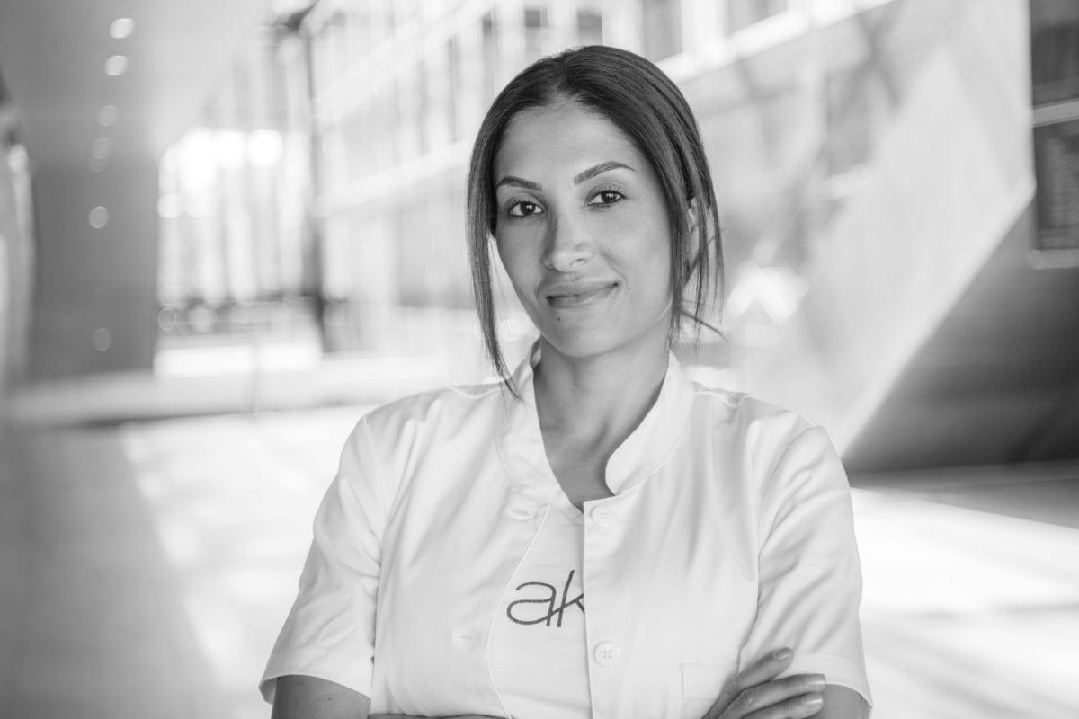 Nahal Agheli- Injektionssjuksköterska, Akademikliniken, Skin Care Stureplan