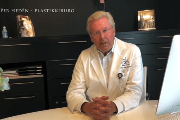 Dr Per Hedén berättar om ALCL