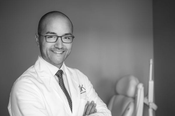 Sebastian Fischer, Plastikkirurg på Akademikliniken