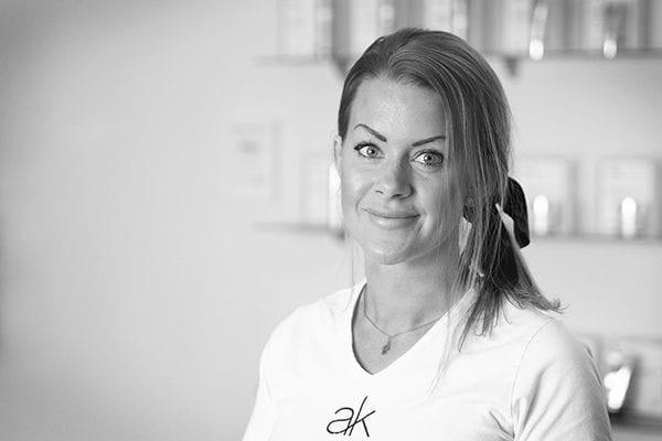 Linda Borvander Injektionssjuksköterska på Akademikliniken i Göteborg